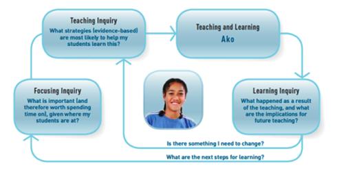 Inquiry diagram.