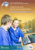 Programme 1 – Planning and programming (Python)