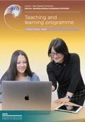 Programme 2 – Digital media: Web.
